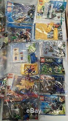 14kg 100% Lego Bundle job lot Collection Marvel DC Star Wars Toy Story Trains