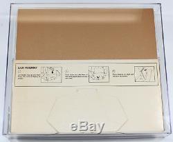 1977 Kenner Star Wars Early Bird Certificate Bin Display CAS 80
