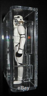 1977 Kenner Star Wars Stormtrooper First Shot AFA 75