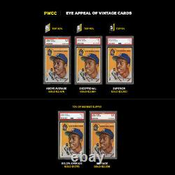 1977 Topps Star Wars Luke Skywalker #1 PSA 10 GEM MINT