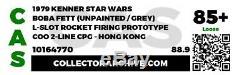 1979 Kenner Star Wars Rocket Firing Boba Fett L- slot First Shot Prototype CAS