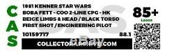 1981 Kenner Star Wars Boba Fett First Shot Engineering Pilot CAS 85+