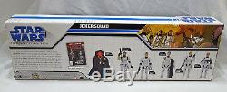 2008 Hasbro Star Wars Legacy Collection EE Ex. Joker Squad Figure 6 Pack MIB