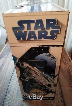 2008 Star Wars Legacy Collection Millennium Falcon (BMF, over 2.5 Feet)
