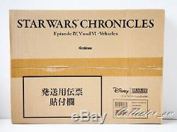 3 7 Days Star Wars Chronicles Episode IV, V AND VI Vehicles Hardcover Book