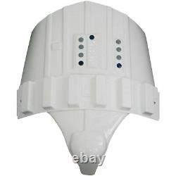 Abdominal Armour Plate, Buttons and Canvas Belt for a Stormtrooper from UK