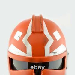 Ahsoka Clone Trooper Star Wars Helmet Clone Wars Series / Cosplay Helmet