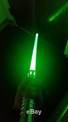 An ultrasabers lightsaber