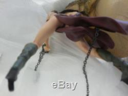 BANNED BY DISNEY Sexy SLAVE LEIA vs JABBA Statue # 198/750 SIDESHOW 2010 MIB