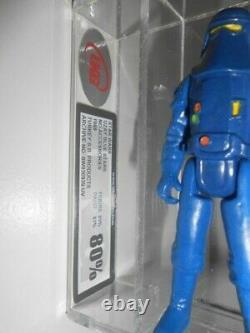 Blue Stars Uzay Star Wars Savascilari Vintage No Accessories 1988 Graded UKG 80