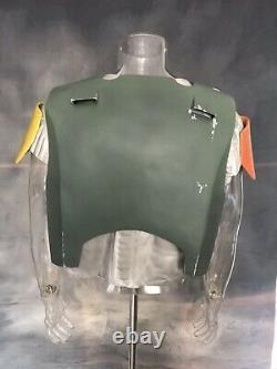 Boba Fett Full Armor Set Fiberglass KIT