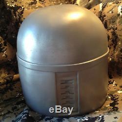 Boba Fett Ghm Helmet In Cold Cast Aluminum
