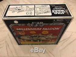 Brand new Star Wars Hasbro The Vintage Collection Millenium Falcon TRU Exclusive
