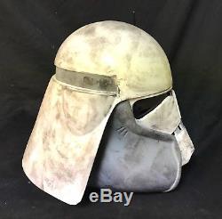 Clone trooper Cmdr Bacara helmet prop for star wars collectors