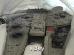 Code 3 Collectibles Star Wars Millennium Falcon IV 1163/10,000 -BRAND NEW