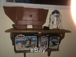 Collection Of Vintage Star Wars Items 70s And 80s Kenner