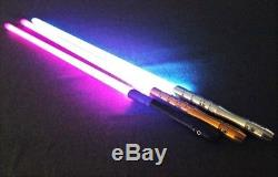 Custom All Metal L6 Lightsaber with Sound and Light Effects! Multiple Colors