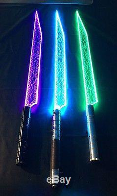 Custom Darksaber Lightsaber Blade