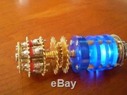 Custom Kyber crystal chamber lightsaber skywalker