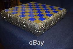 Danbury Mint Star Wars Chess Set! Rare