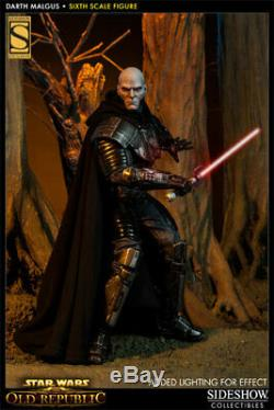 Darth Malgus Sixth Scale Figure Exclusive Sideshow Collectibles