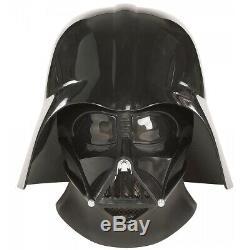 Darth Vader Helmet Adult Star Wars Costume Mask Fancy Dress
