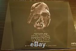 Darth Vader Helmet (Melted) Ultimate Studio Edition by Propshop