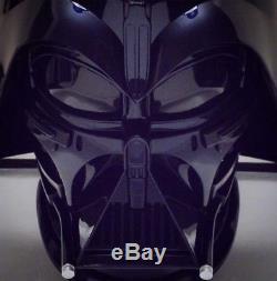 Darth Vader Star Wars Concept Helmet EFx Signed Ralph McQuarrie 27/250 WKD SALE
