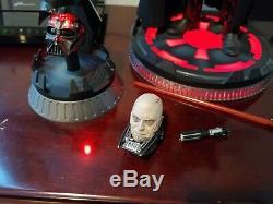 Darth Vader sideshow collectibles star wars rotj 1/6th