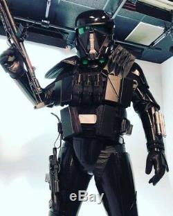 Death Trooper Helmet, armor and undersuit