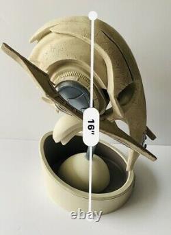 Disney Star Wars Galaxys Edge General Grievous Mask Statue Dok Ondars IN HAND