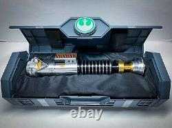 Disney Star Wars Galaxys Edge LUKE Legacy Lightsaber Hilt The Mandalorian NEW