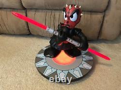 Disney Star Wars Weekends Limited Edition Donald Duck Darth Maul Big Fig