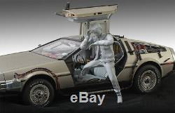 Driver Figure for 1/8 Scale Eaglemoss / DeAgostini BTTF DeLorean Time Machine