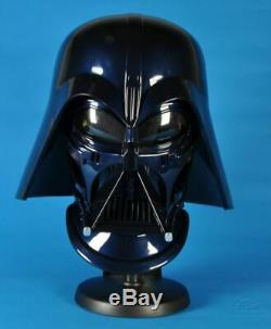 Efx Star Wars Darth Vader Helmet Ralph Mcquarrie Concept Signature Artist Proof