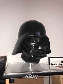Efx Star Wars Darth Vader Limited Edition helmet #432 -New in original box RARE