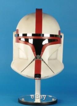 Efx Star Wars Episode 2 Aotc Clone Trooper Captain Helmet 11 Artist Proof New