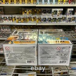 Funko Pop Star Wars Rebels Set of 2 AHSOKA#130 Glows Vinyl Figure MINT