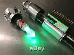 Graflex Skywalker ROTJ lightsaber hilt prop