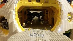 HUGE! Lego Star Wars MOC Coral Base will expose your STAR WARS COLLECTION