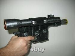 Han Solo Blaster DL-44 / Star Wars Cosplay Prop