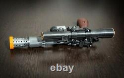 Han Solo Blaster DL-44 Star Wars Replica Star Wars Props Star Wars Cosplay
