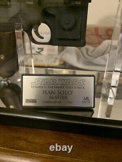 Han solo blaster master replicas star wars esb