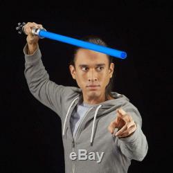 Hasbro Star Wars Black Series Ep1 Obi-wan Kenobi Force Fx Lightsaber Blue