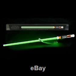 Hasbro Star Wars Black Series luke skywalker F/X force Lightsaber green