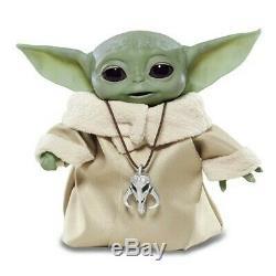 Hasbro Star Wars The Mandalorian Child Baby Yoda Animatronic Figure PRESALE