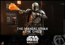 Hot Toys 1/6 TMS014 Star Wars The Mandalorian & The Child Collectible Presale