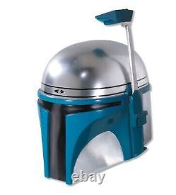 Jango Fett Full Helmet Adult Star Wars Cosplay Bounty Hunter Costume Mandalorian