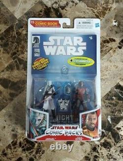 Jarael & Rohlan Dyre STAR WARS Legacy Collection Comic Packs MOC #15 6