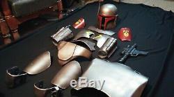 Jaster Mereel full size armor from Open Season saga. Mandalorian, Star Wars